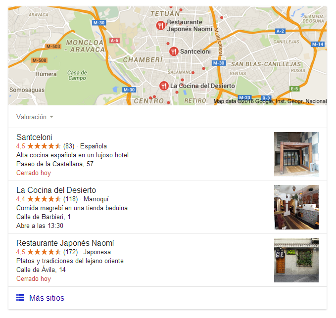 google mybusiness para seo local